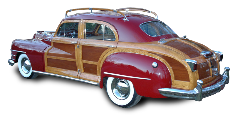 Woodie Cars