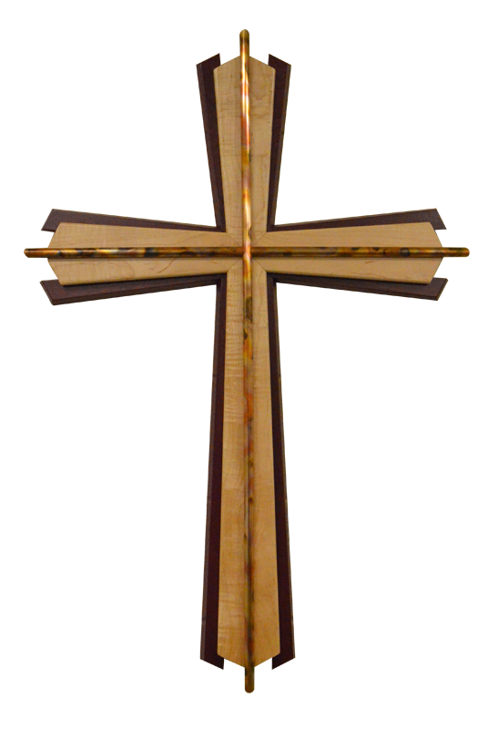 Custom built large crosses