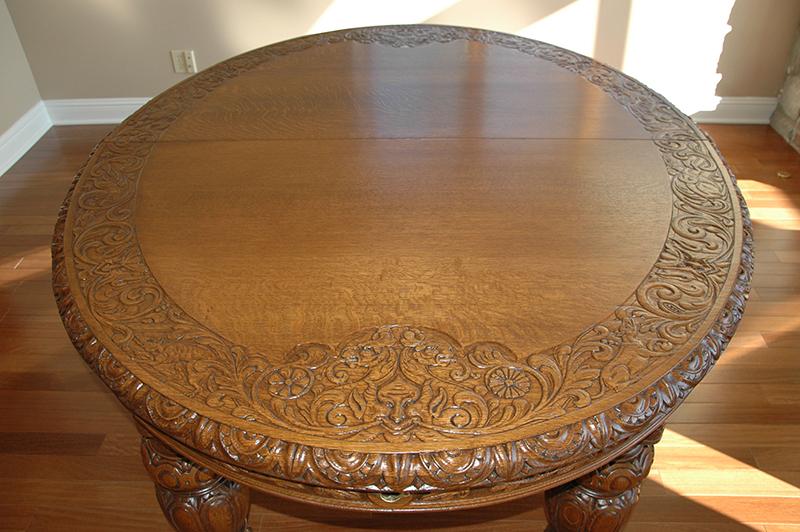 Antique Restoration Hensler Furniture